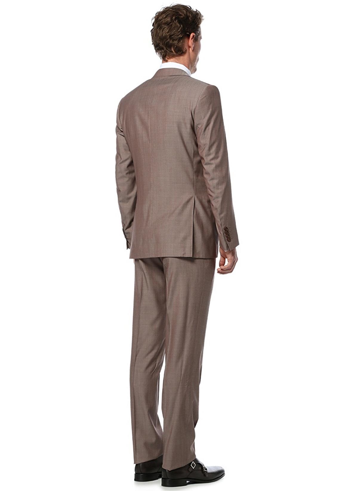 72bf75e4f3d1f Canali Erkek Takım Elbise Açık Kahverengi | Morhipo | 16458789
